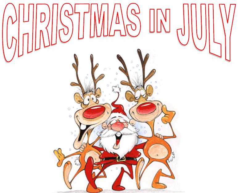 Christmas in July - Bringing Hope Home