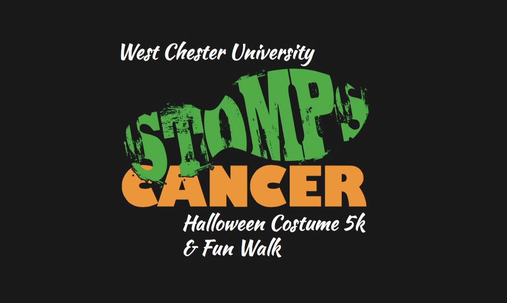 WCU STOMPS Cancer Halloween Costume 5K Review