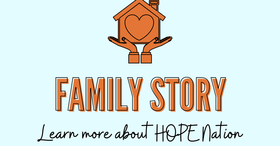 Katie's Story of HOPE